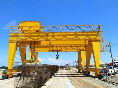 double-girder-gantry-crane-manufacturer