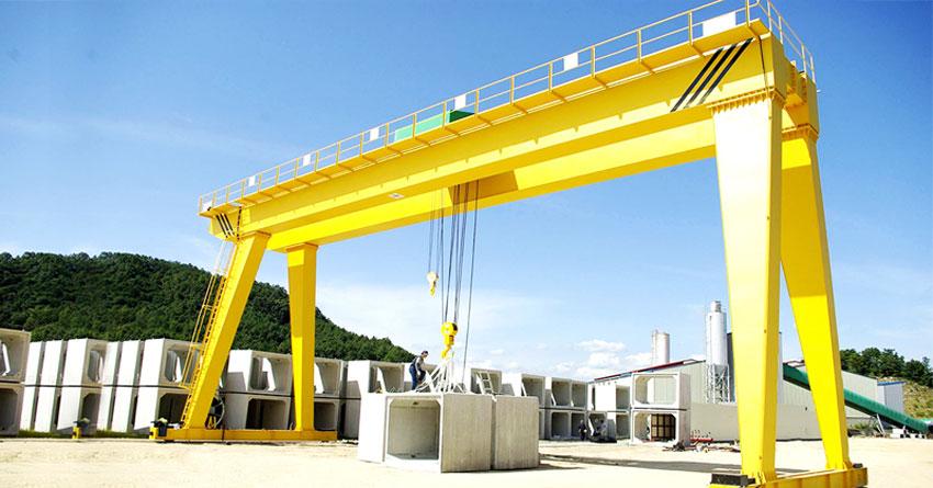 double-girder-gantry-crane-supplier