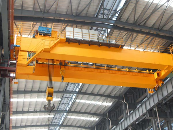 double-girder-overhead-crane-with-trolley