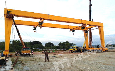 gantry crane for sale in malaysia (1)