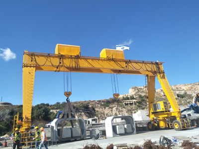 rubber-tyred-gantry-crane