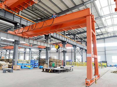 semi-double-girder-gantry-crane