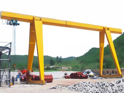 single-grider-gantry-crane-supplier