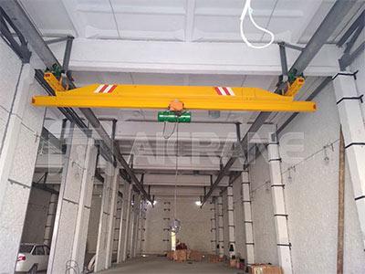 underlung overhead crane