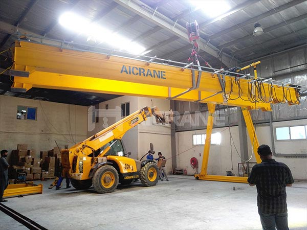 5-ton-double-girder-gantry-crane-uae