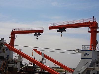 pillar-mounted-jib-crane-supplier
