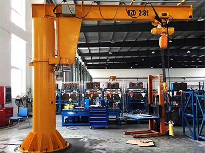 pillar-mounted-jib-crane
