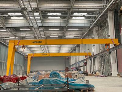 single-grder-semi-gantry-crane