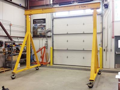 mobile gantry crane