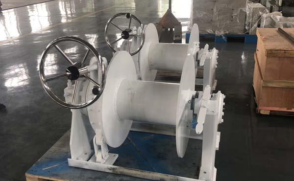 5-ton-Hydraulic-Winch-Used-in-Thailand