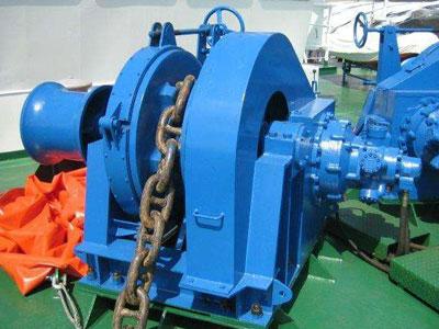 hydraulic-anchor-winch-in-Vietnam