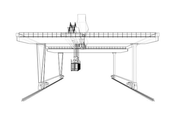 rail-mounted-gantry-crane-design