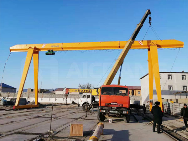 single-girder-gantry-crane