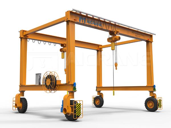 electric-rubbert-tyred-gantry-crane