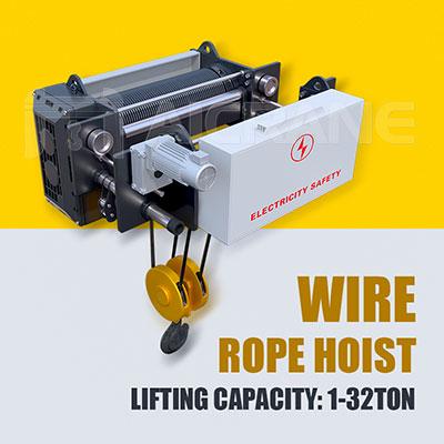 european-wire-rope-hoist-supplier