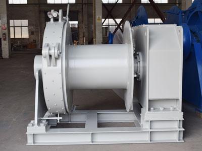 10 ton winch