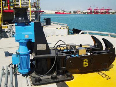 50-ton-Marine-Quick-Release-Hooks
