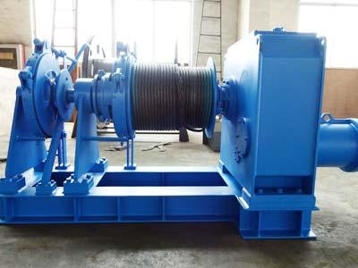 5 ton winch