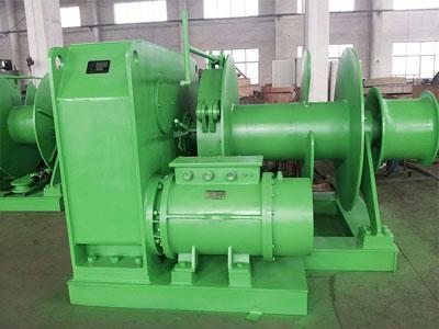 6 ton winch