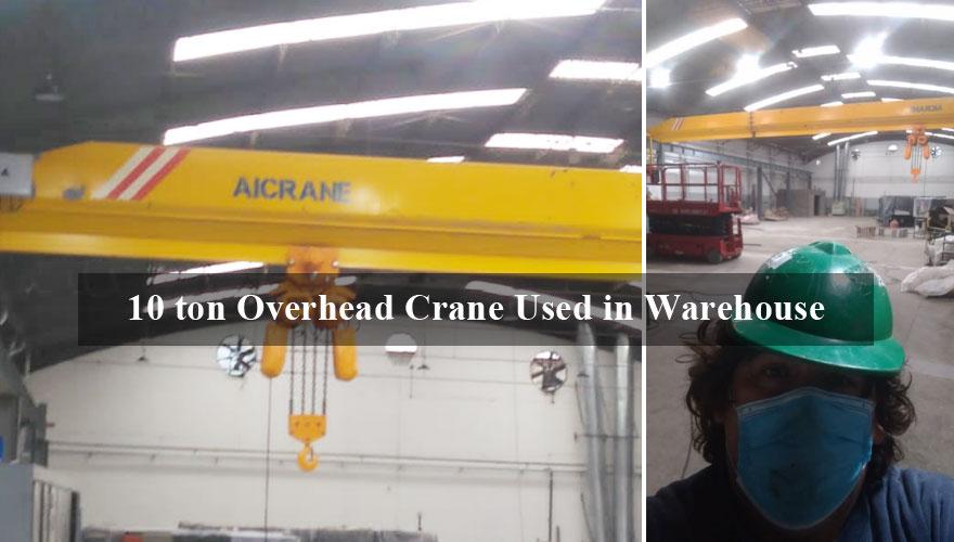 aicrane-10-ton-overhead-crane-in-argentina