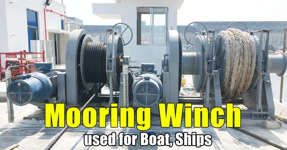 ship-mooring-winch