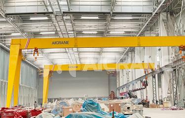 semi gantry crane for sale