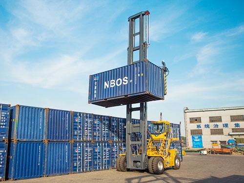 empty-container-handler